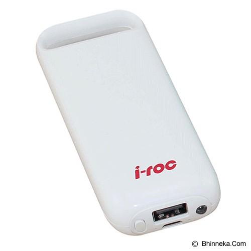 IROC Powerbank Max P2 5200 mAh [P2] - White - Portable Charger / Power Bank